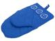 Gear No: 852531  Name: Food - Oven Mitt, Minifigure Heads Pattern