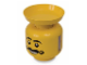 Gear No: 852534  Name: Food - Kitchen Scale, Minifigure Head