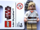 Gear No: 852944  Name: Luke Skywalker Key Chain (White Outfit)