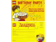 Gear No: 852998inv  Name: Birthday Party Invitation Card