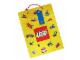 Gear No: 853242  Name: Gift Bag, Lego Logo and Mini Models Pattern