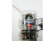 Gear No: 853247  Name: Food - Cup / Mug, Pirates Pattern Plastic Tumbler with Straw