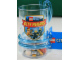 Gear No: 853376  Name: Food - Cup / Mug, City Heroes Pattern Plastic Tumbler with Straw
