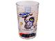 Gear No: 853518  Name: Food - Cup / Mug, Nexo Knights Pattern Plastic Tumbler