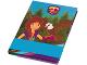 Gear No: 853555  Name: Scrapbook, Friends Campsite Scrap Book