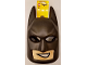 Gear No: 853642  Name: Headgear, Mask, Hard Plastic, Batman with Mouth Pattern