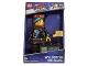 Gear No: 9003974  Name: Digital Clock, The Lego Movie 2 - Wildstyle Figure Alarm Clock