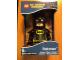 Gear No: 9005718  Name: Digital Clock, Batman Figure Alarm Clock