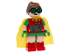 Gear No: 9009358  Name: Digital Clock, Robin Figure Alarm Clock, The LEGO Batman Movie