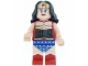 Gear No: 9009877  Name: Digital Clock, Wonder Woman Figure Alarm Clock