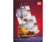 Gear No: 921273  Name: Postcard - Lego World Expo, Pirates Ahoy - Pirate Ship