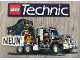 Gear No: 922157NL  Name: Display Sign Hanging, Technic 8868 Air Tech Claw, Two-Part, Double-Sided
