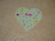 Gear No: 923485  Name: Memo Book - Heart Shape