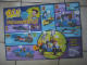 Gear No: 923711  Name: 1997 Lego World Club Germany Poster Wintertime (923.711-D)