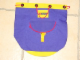 Gear No: 923905  Name: Tote Bag, Nylon Drawstring Swim Gear, LEGO TECHNIC Logo Pattern