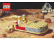 Gear No: 927525  Name: Postcard - Star Wars Set 7110 Landspeeder