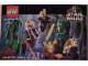 Gear No: 928175  Name: Postcard - Star Wars Set 7121 Naboo Swamp