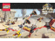 Gear No: 928180  Name: Postcard - Star Wars Set 7171 Mos Espa Pod Race