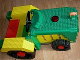 Gear No: 946596  Name: Duplo Tractor (Glued)