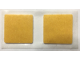 Gear No: 9731stk01  Name: Monitor Attachment Foam, Sticky, Sheet of Two (Set 9731)