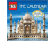 Gear No: 9780761165187  Name: Calendar, 2012 Taj Mahal
