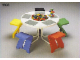 Gear No: 9803  Name: 5-Seater PlayTable