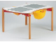 Gear No: 9810a  Name: Multi-Playtable for 4 Children (white top)