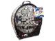 Gear No: A1565XX  Name: ZipBin Storage Case SW Death Star