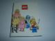 Gear No: AddressBook1  Name: Address Book, Multitheme Figures Pattern