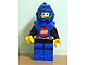 Gear No: Bathbottle3  Name: Bath and Shower Foam, Aquanaut Minifigure Blue