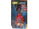 Gear No: Bathbottle5  Name: Bath and Shower Foam, Bottle with Aquanaut Minifigure Blue