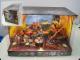 Gear No: BioAm3  Name: Display Assembled Set, Bionicle 70783, 70787 in Carton Case with Light