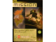 Gear No: BioGMC013  Name: Bionicle Great Mask Challenge Game Card  13