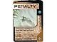 Gear No: BioGMC157  Name: Bionicle Great Mask Challenge Game Card 157