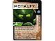 Gear No: BioGMC158  Name: Bionicle Great Mask Challenge Game Card 158