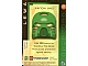 Gear No: BioGMC183  Name: Bionicle Great Mask Challenge Game Card 183