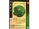 Gear No: BioGMC184  Name: Bionicle Great Mask Challenge Game Card 184