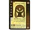 Gear No: BioGMC188  Name: Bionicle Great Mask Challenge Game Card 188