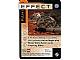 Gear No: BioGMC233  Name: Bionicle Great Mask Challenge Game Card 233