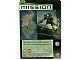 Gear No: BioGMC247  Name: Bionicle Great Mask Challenge Game Card 247