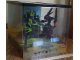 Gear No: BioGlaAMLS1  Name: Display Assembled Set, Large Plastic Case Light and Sound with Bionicle Glatorian (shows 8978, 8980)
