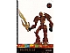 Gear No: BioLAM020  Name: Bionicle Lamincard  20