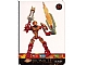 Gear No: BioLAM023  Name: Bionicle Lamincard  23