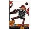 Gear No: BioLAM035  Name: Bionicle Lamincard  35