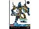 Gear No: BioLAM049  Name: Bionicle Lamincard  49