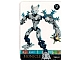 Gear No: BioLAM056  Name: Bionicle Lamincard  56