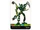 Gear No: BioLAM073  Name: Bionicle Lamincard  73