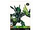 Gear No: BioLAM074  Name: Bionicle Lamincard  74