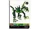 Gear No: BioLAM088  Name: Bionicle Lamincard  88