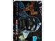 Gear No: BioLAM133  Name: Bionicle Lamincard 133